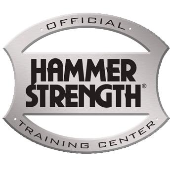 Hammer Strength training centrum en fitness.